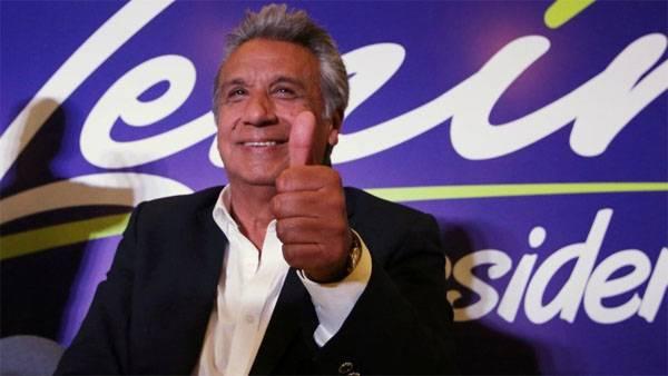 Президентом Эквадора становится Ленин Морено