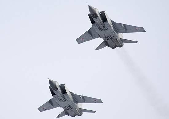 В ВВО организованы воздушные бои над заливом Петра Великого