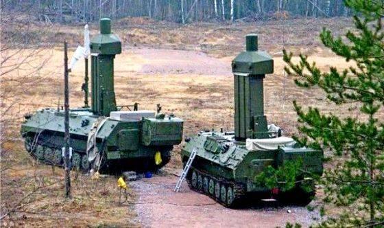 В ЗВО поступил комплекс РЭБ «Борисоглебск-2»