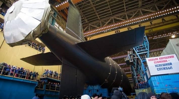 Американцы о АПЛ «Казань»: она станет самым страшным противником нашего ВМФ