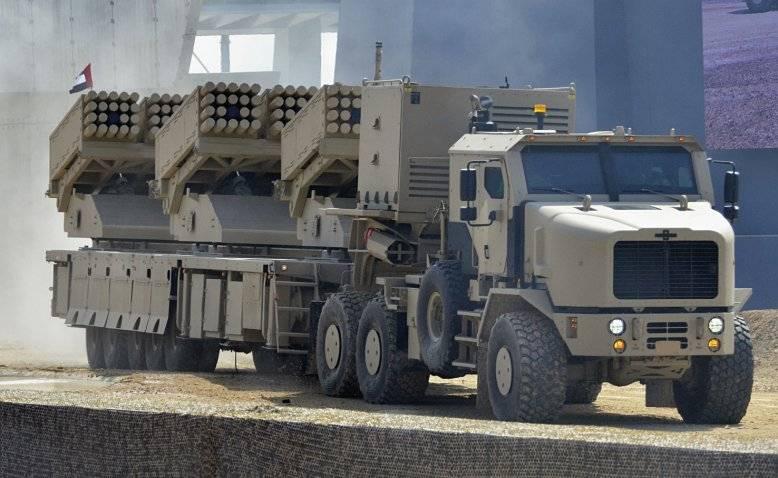 Пусковой комплекс MCL: 240 ракет с 4 тоннами смертельного груза