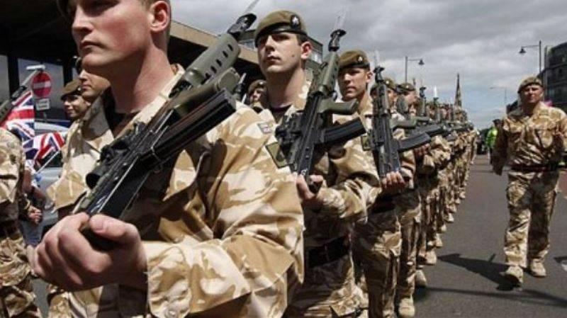 Российские военные отправились в Великобританию с инспекцией