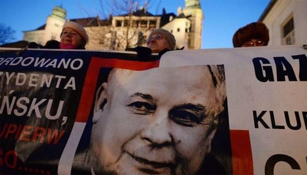 """O Ministério Público polonês chamou os despachantes de Smolensk e o """"terceiro"""" os culpados do acidente com Tu-154"""