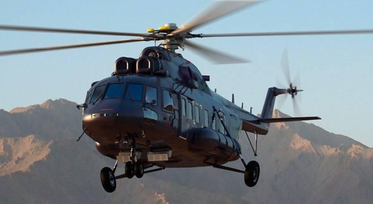 «Вертолеты России» поставят Ми-171Е в Пакистан