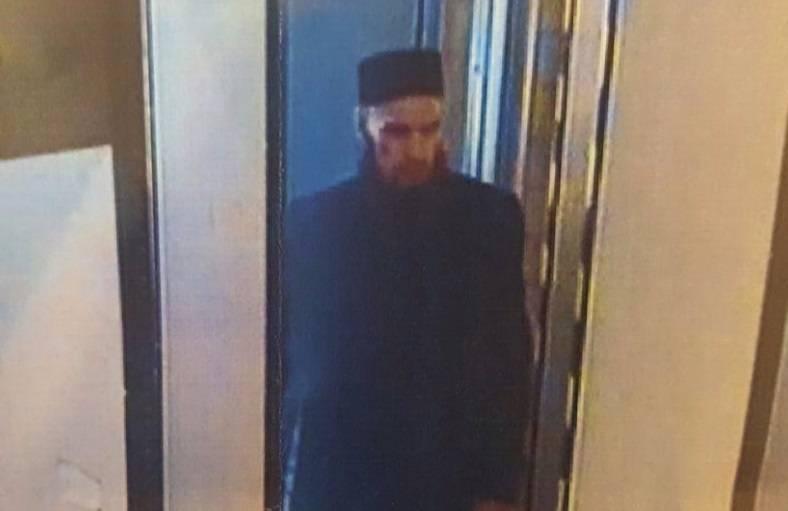 Фото предполагаемого террориста из питерской подземки