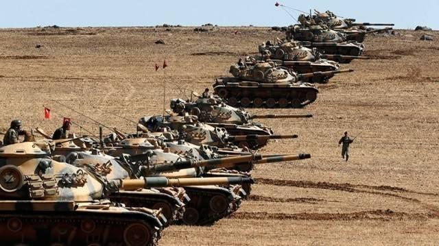 Турция готова к новой операции в Сирии