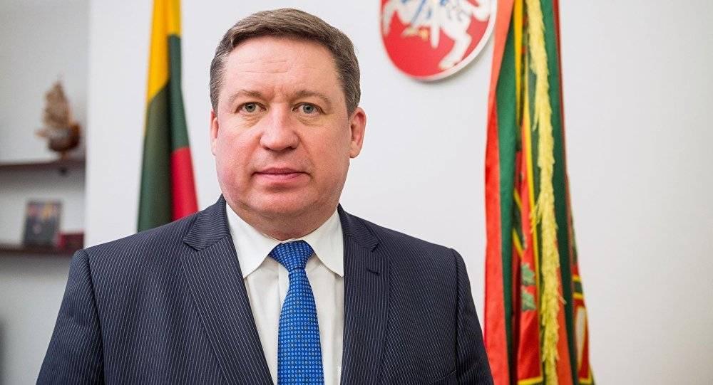 Литва боится пропаганды Российской Федерации как прелюдии квторжению