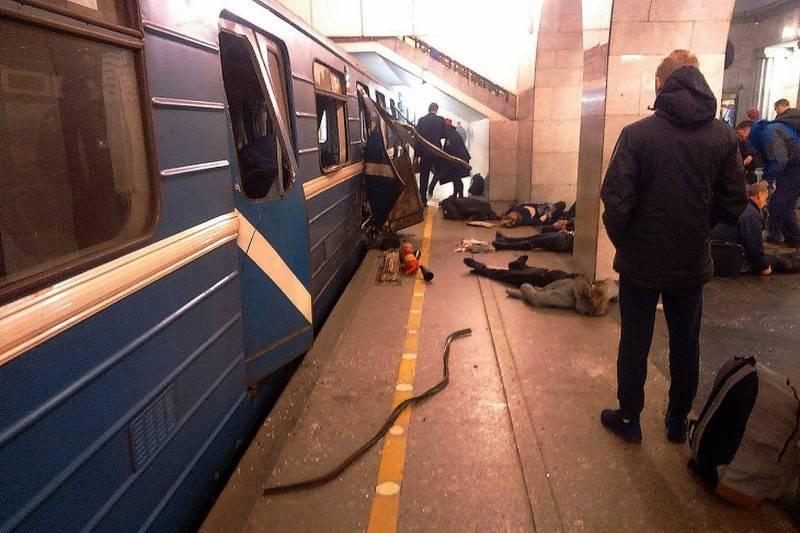 Теракт в Петербурге сплотил людей