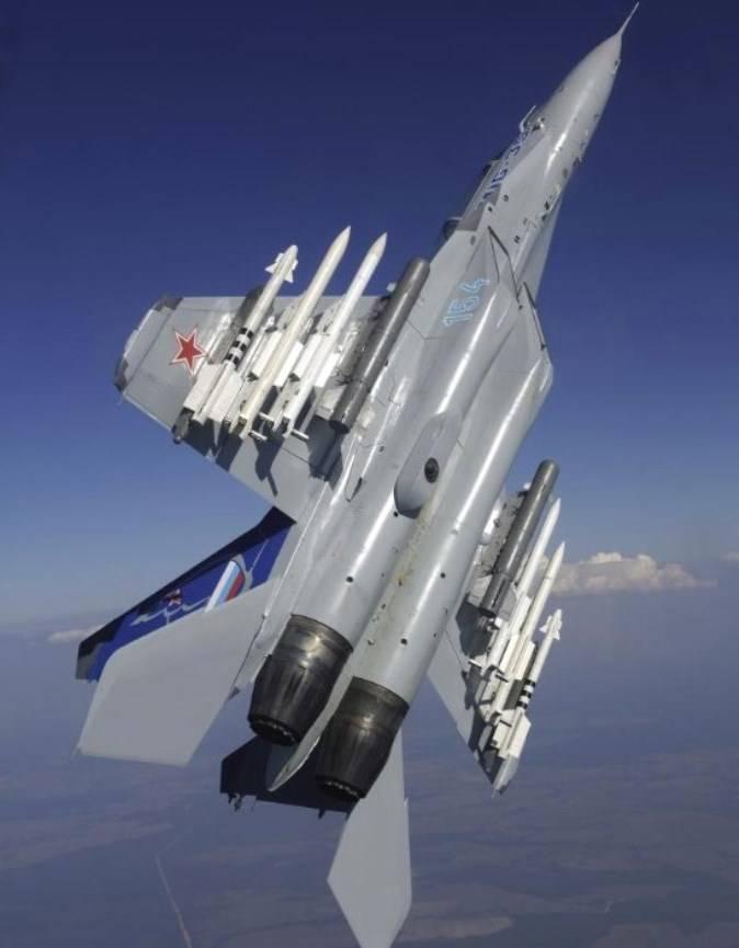 Россия видит на латиноамериканском направлении перспективы для МиГ-35