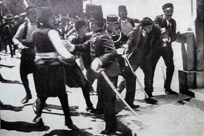 Как Босния и Герцеговина стала независимой