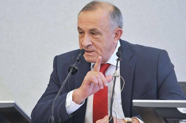 Президент РФ подписал указ об отрешении от должности главы Удмуртии А.Соловьёва