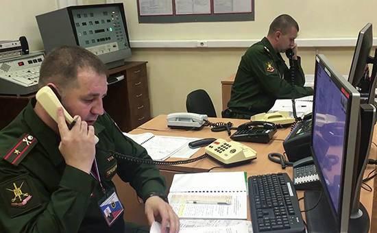 Воинские части ЦВО приведены в высшую степень боеготовности
