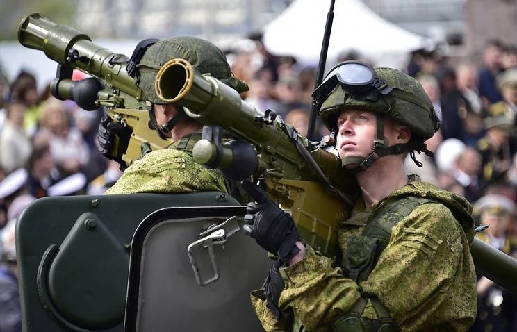 Россия полностью выполнила контракт на поставку Бразилии ПЗРК «Игла-С»