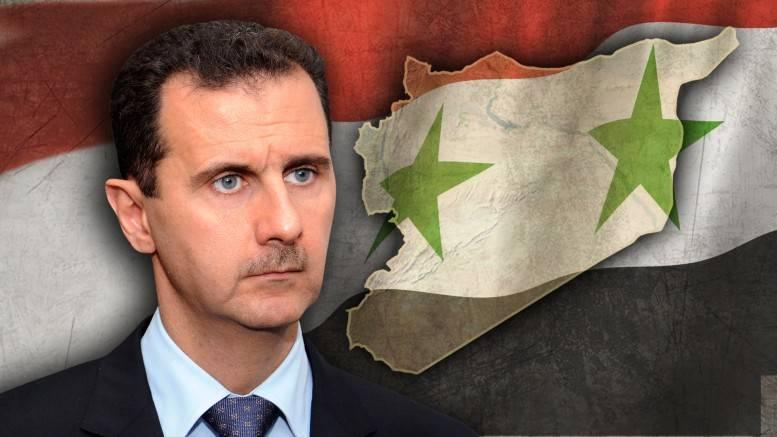Белый дом отказался от смещения Башара Асада