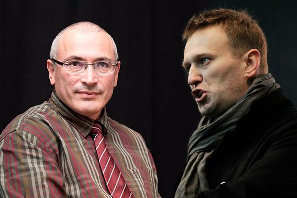 Навальный пост сдал, Ходорковский пост принял?
