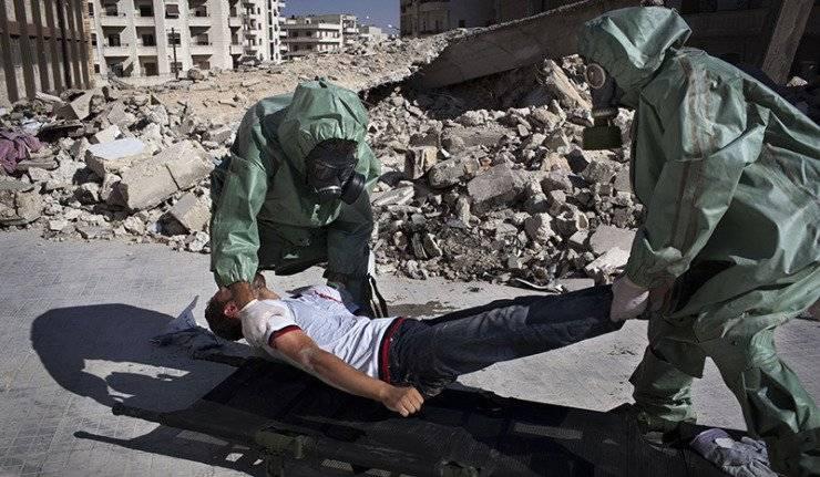 США призывают Россию и Иран заставить Асада отказаться от применения химического оружия