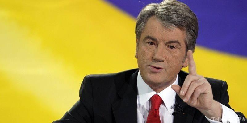 Ющенко назвал АТО в Донбассе 24-ой войной с Россией