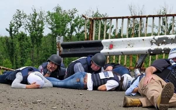 ОБСЕ отметило ухудшение ситуации в Донбассе