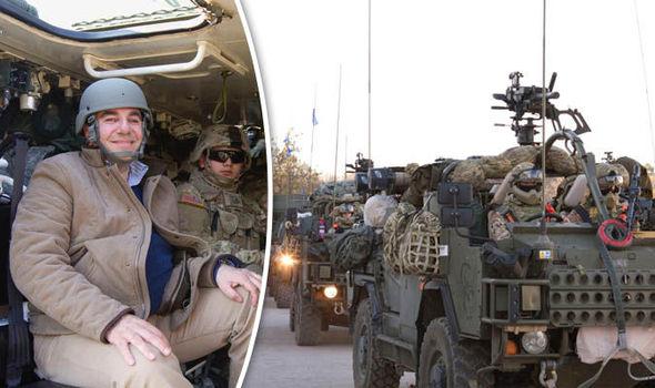 Европейская дуга. «Стальная стена» НАТО у русских границ
