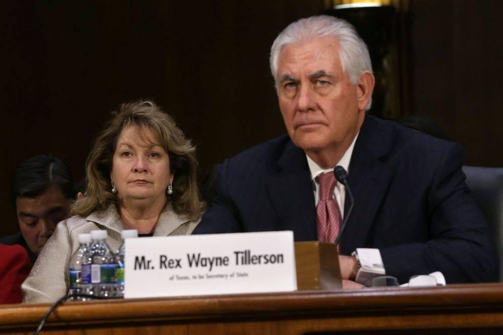 Тиллерсон: РФ пришло время поразмыслить оподдержке Асада