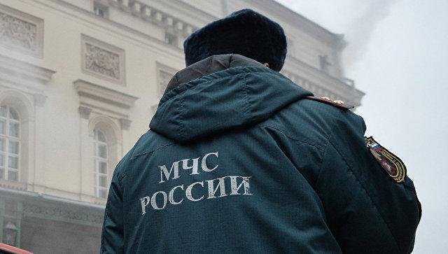 Взрыв в центре Ростова-на-Дону