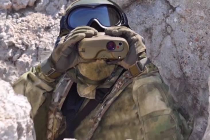 Сирийских христиан прикрыли российские военные