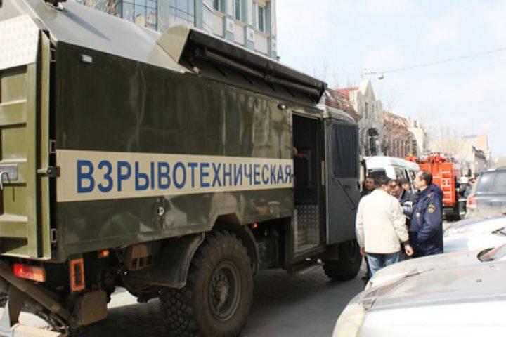 Взрывное устройство обезврежено в жилом доме Санкт-Петербурга