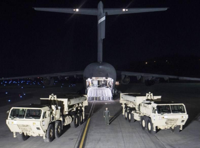 Советник Трампа: США продолжат размещение системы ТHAAD в Корее