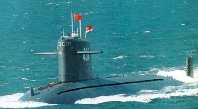 Китай начал разработку атомной субмарины с полной бесшумностью