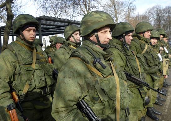 В Приднестровье проведены ротные тактические учения