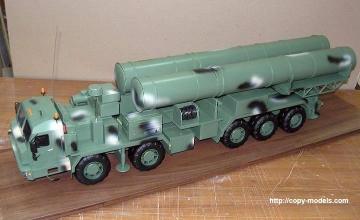 Борисов: С-500 начнет поступать в войска в 2018 году
