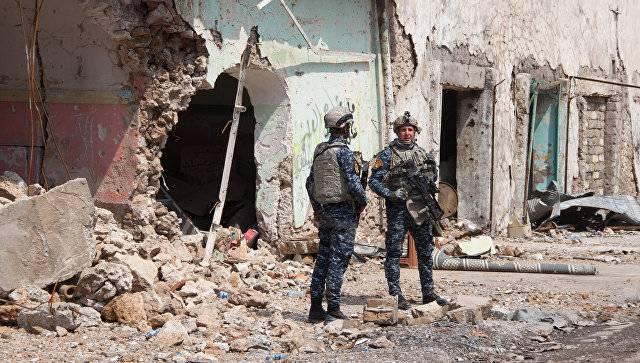 Ракета ИГИЛ сбила военный вертолет над Мосулом— размещены кадры