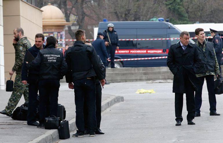 Теракта в Ростове-на-Дону не было