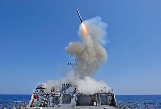 Пентагон предупредил Минобороны РФ перед ракетным ударом по Сирии