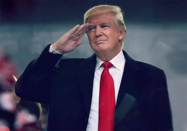 Трамп назвал ракетный удар поСирии защитой национальных интересов США