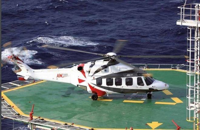 Казанский вертолетный завод подключится к выпуску итальянских вертолетов AW189