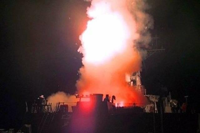 На аэродроме, ставшем целью американских ракет, находились россияне