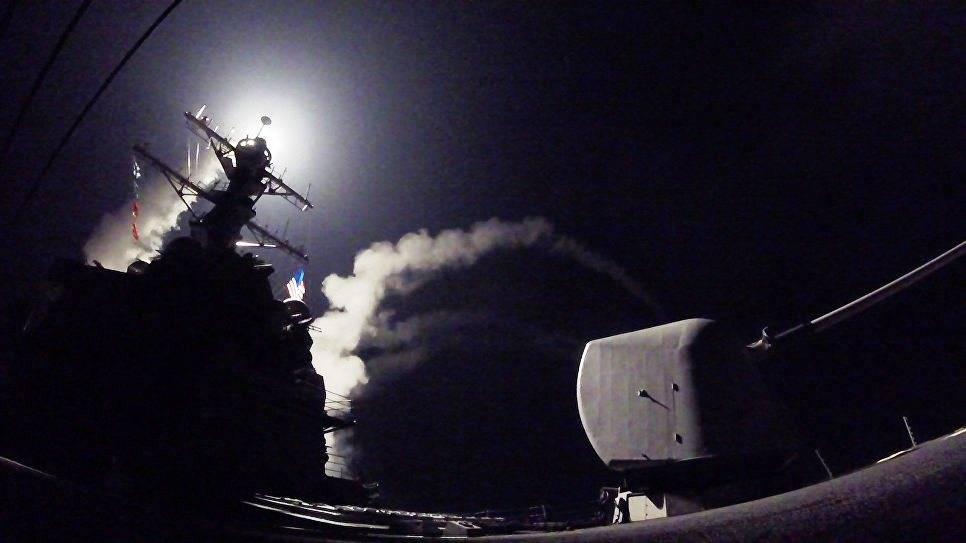 ВДуме назвали удар США поСирии демонстрацией двойных стандартов