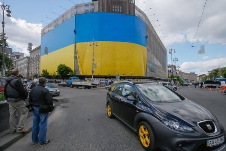 В Киеве рассчитывают на усиление американской поддержки после удара по Сирии