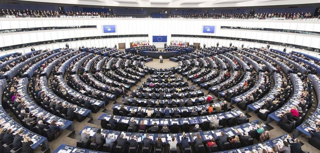 Европейский акт протестного спектакля