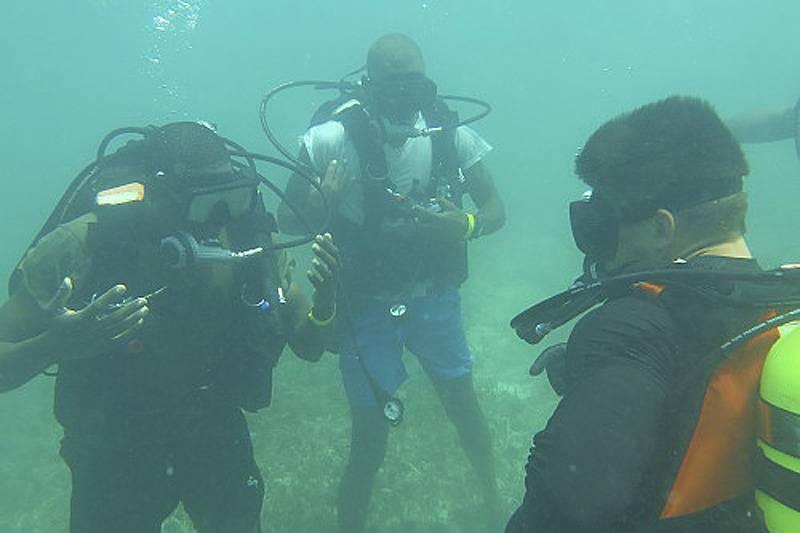 Технология подводного общения