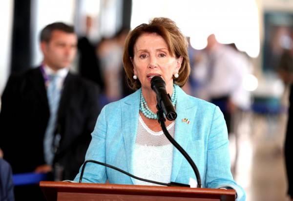 Лидер демократов подвергла критике ракетный удар США