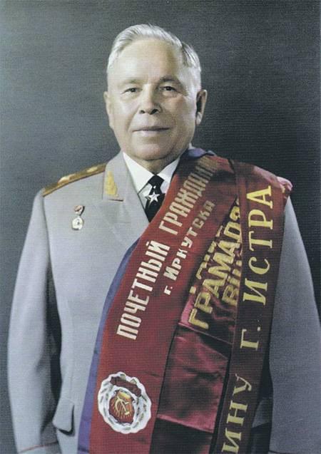 Генерал Белобородов – один из тех, кто спас Москву