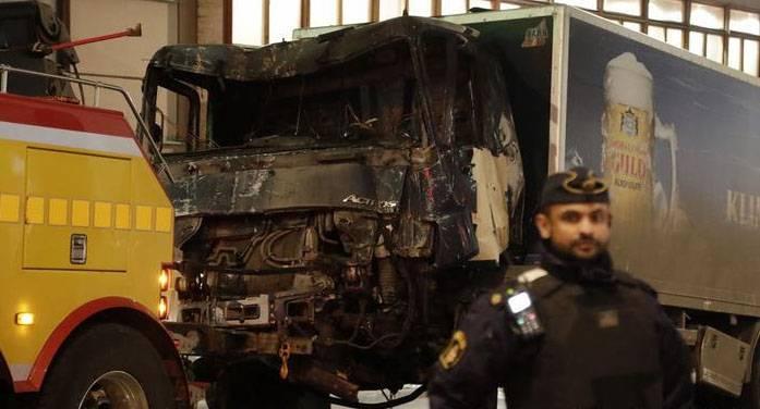 По подозрению в совершении теракта в Стокгольме задержан гражданин Узбекистана