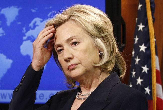 И снова Клинтон, или пиар на образе врага