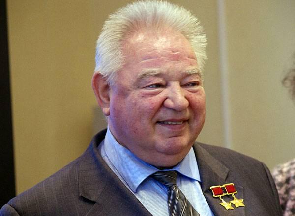 СМИ сообщили о смерти Георгия Гречко