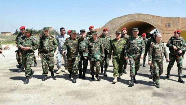 """Сирийская авиация возобновила боевые вылеты с авиабазы """"Шайрат"""""""