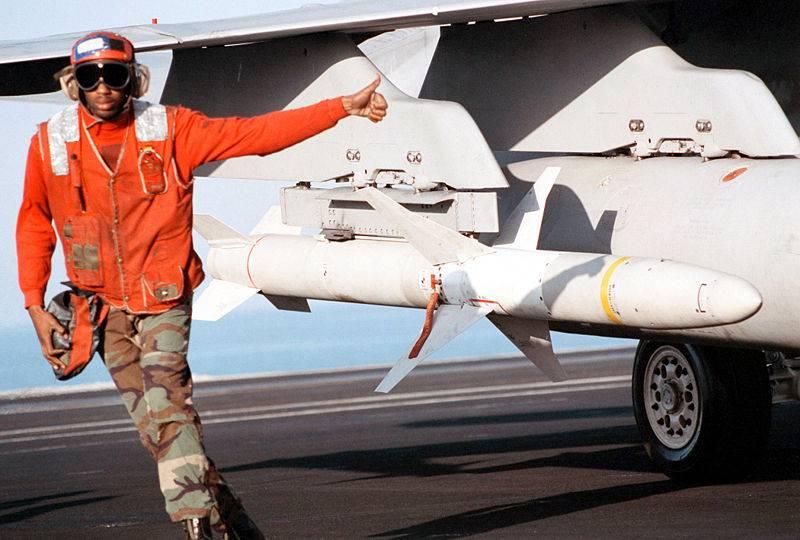 Гонка противорадиолокационных ракет
