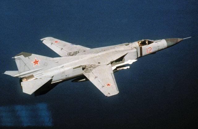 МиГ-23: история с геометрией (часть 1)