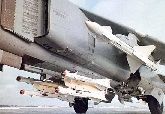 Самолёты. МиГ-23: история с геометрией (часть 2)